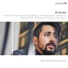 Karim Shehata - Prelude, CD