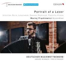 Maciej Frackiewicz - Portrait of a Lover, CD