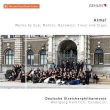 Deutsche Streicherphilharmonie - Alma!, CD