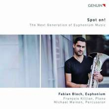 Fabian Bloch - Spot on!, CD