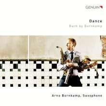 Arno Bornkamp - Dance, CD