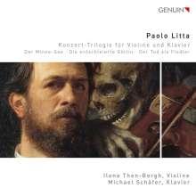 Paolo Litta (1871-1931): Konzert-Trilogie für Violine & Klavier, CD