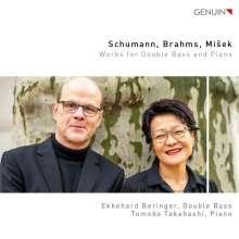Ekkehard Beringer & Tomoko Takahashi - Schumann / Brahms / Misek, CD