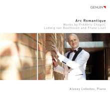 Alexey Lebedev - Arc Romantique, CD