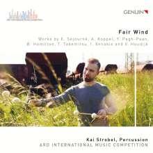 Kai Strobel - Fair Wind, CD