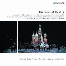 The Soul of Russia - A Cycle of 25 Masterpieces, CD