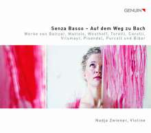 Nadja Zwiener - Senza Basso (auf dem Weg zu Bach), CD