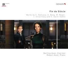 Bettina Aust - Fin de Siecle, CD