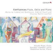 Atsuko Koga, Georgiy Lomakov & Radoslaw Kurek - Confluences, CD