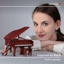 Samira Spiegel - Inspired by Bach, CD