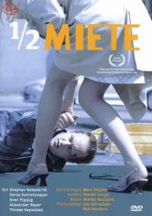 1/2 Miete, DVD