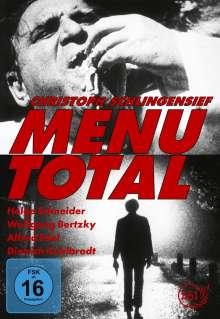 Menu total, DVD