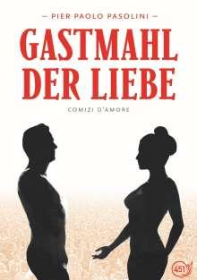 Gastmahl der Liebe (OmU), DVD