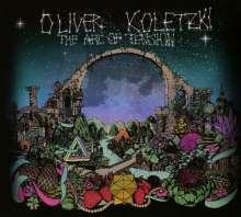 Oliver Koletzki: The Arc Of Tension (CD+MP3), CD