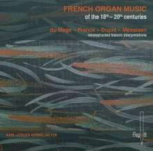 Karl-Jürgen Kemmelmeyer - French Organ Music, CD