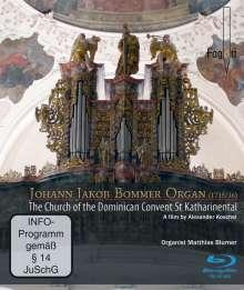 Johann Jakob Bommer Organ (Dokumentation), 2 Blu-ray Discs