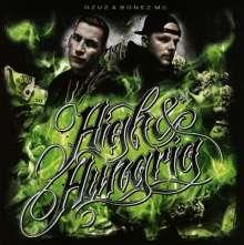 Gzuz & Bonez MC: High & hungrig, CD