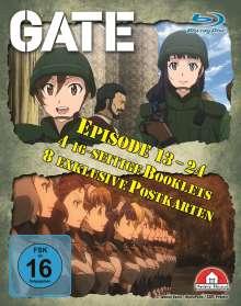 Gate Staffel 2 (Gesamtausgabe) (Blu-ray), 4 Blu-ray Discs