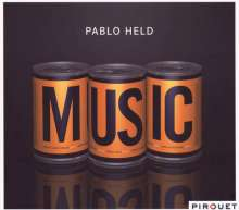 Pablo Held (geb. 1986): Music, CD