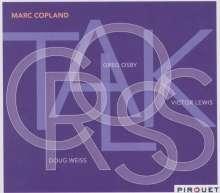 Marc Copland (geb. 1948): Crosstalk, CD