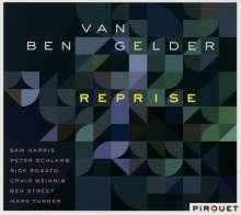 Ben van Gelder (geb. 1988): Reprise, CD