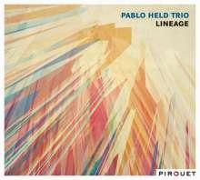Pablo Held (geb. 1986): Lineage, CD