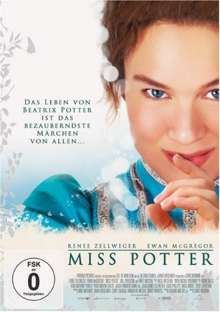 Miss Potter, DVD