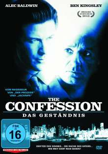 The Confession, DVD
