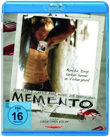 Memento (Blu-ray), Blu-ray Disc