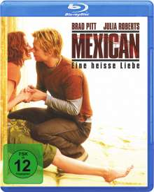 Mexican (Blu-ray), Blu-ray Disc