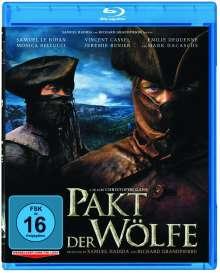 Pakt der Wölfe (Director's Cut) (Blu-ray), Blu-ray Disc