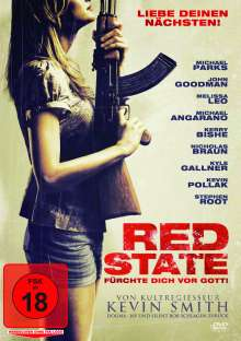 Red State, DVD