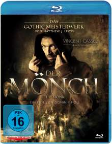 Der Mönch (Blu-ray), Blu-ray Disc
