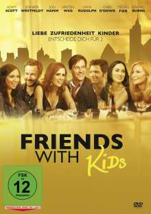 Friends with Kids, DVD