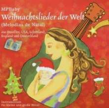 MPBaby: Weihnachtslieder der Welt, CD