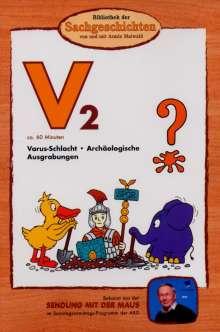 (V2) Varus-Schlacht Special, DVD