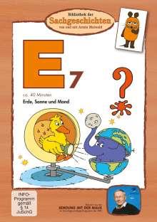 Bibliothek der Sachgeschichten - E7 (Erde, Sonne und Mond), DVD