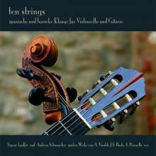 Sigune Lauffer & Andreas Schumacher - Ten Strings, CD