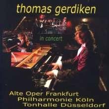 Thomas Gerdiken: In Concert 2002, CD