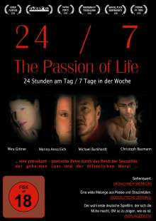 24/7 - The Passion Of Life, DVD