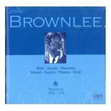 John Brownlee singt Arien, CD