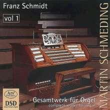 Franz Schmidt (1874-1939): Orgelwerke Vol.1, CD