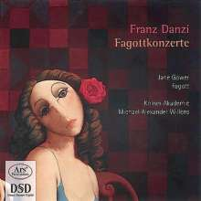 Franz Danzi (1763-1826): Fagottkonzerte, Super Audio CD