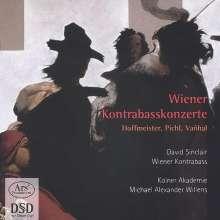 David Sinclair - Wiener Kontrabaßkonzerte, Super Audio CD