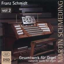 Franz Schmidt (1874-1939): Orgelwerke Vol.2, SACD