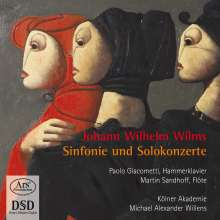 Johann Wilhelm Wilms (1772-1847): Symphonie op.14, Super Audio CD