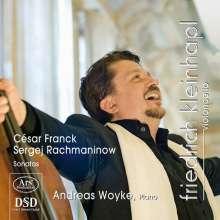 Cesar Franck (1822-1890): Sonate für Violine & Klavier A-Dur, SACD