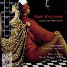 Ulrich Hübner - Chant d'Automne (Französische Hornmusik), Super Audio CD
