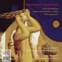 Sigismund Ritter von Neukomm (1778-1858): Klavierkonzert C-Dur op.12, Super Audio CD