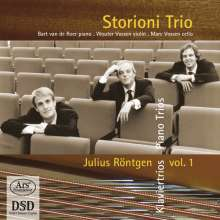 Julius Röntgen (1855-1932): Klaviertrios Vol.1, SACD